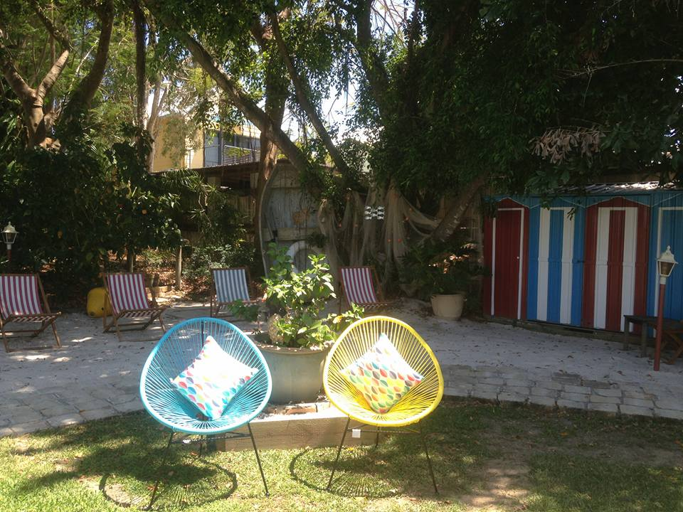 Cafe owner Helen Grant is frustrated that three of her garden cafe chairs were stolen overnight.