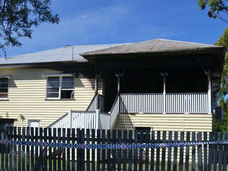 Dalby police are continuing to investigate a fire they believe was deliberately lit.