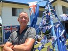 AUSSIE PRIDE: Chris Pashley is proud to be an Australian and looks forward to celebrating Australia Day in true blue style. Photo: Max Fleet / NewsMail
