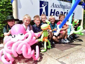 Australian Hearing kids ready for school