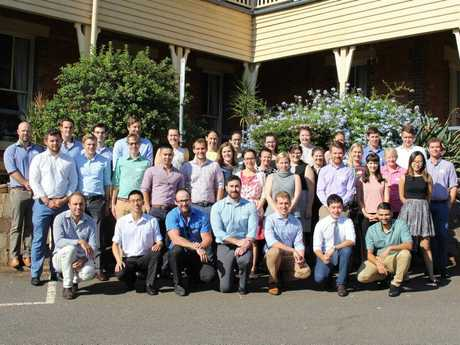 Thirty-nine new doctors started their ward rounds at DDHHS facilities this week, including 35 at Toowoomba Hospital.