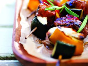 Fire up the barbie for these bonza recipes