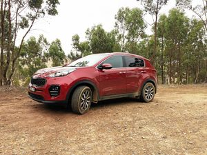 2016 Kia Sportage launched