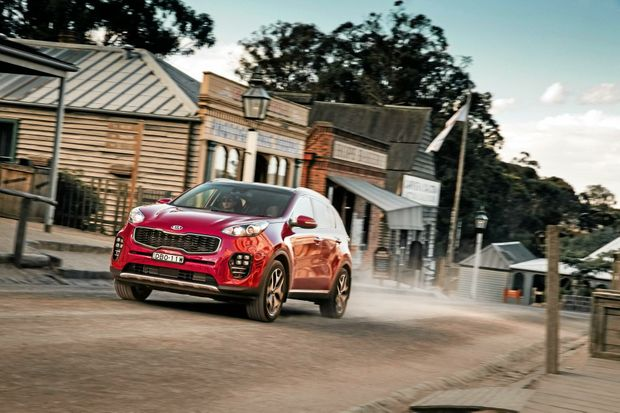 Good inclusions, attractive styling and extra refinement for Kia's new Sportage, to go with that unbeatable seven-year warranty.