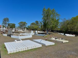 PHOTOS: Calliope gets new cemetery as the other is near full