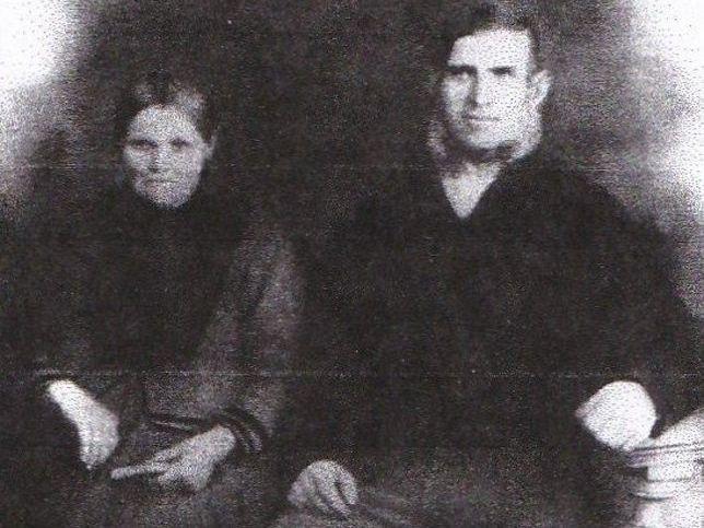 Johann and Henrietta Kratzmann