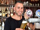 Mykie (Maor Arjuan) is the new owner of Mykies in Lake Kawana. Photo: Che Chapman / Sunshine Coast Daily