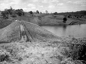 History: Construction of region's lifeblood