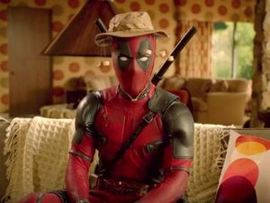 Marvel's Deadpool has an Australia Day message for you