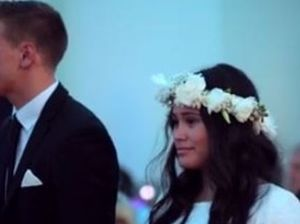 Emotional wedding haka video viewed by millions