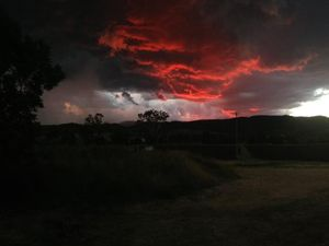 Storms in Toowoomba, Lockyer Valley