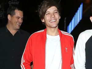 Louis Tomlinson 'happy and excited' to be a father