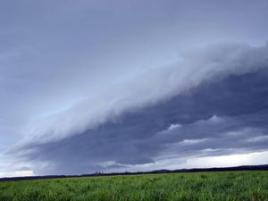 Update on storm over Northern Rivers
