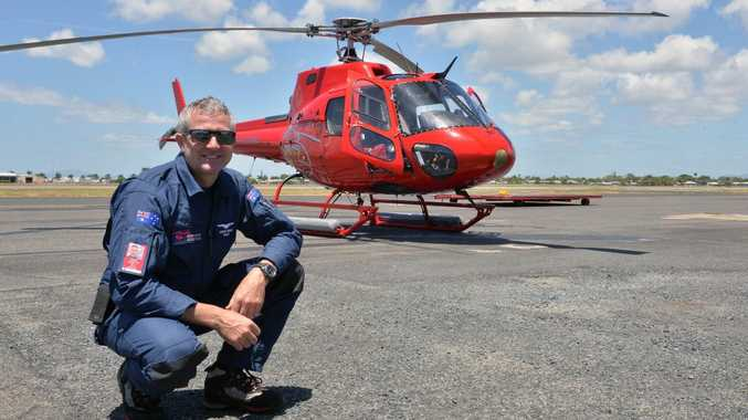 Steve Davis from Whitsunday Helicopters