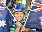 Australia Day events on the Fraser Coast