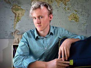 Gifted teen's long haul opens world's uni doors
