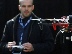 Attack of the drone pilots? CASA keeps eye on amateurs