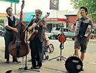 STREET MUSIC: The Australian Busking Championships will host a regional final in Stanthorpe next month. This is the first year the event has branched out from Cooma in New South Wales.