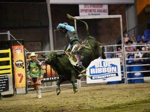 Rocky Bull Riding 23 Jan