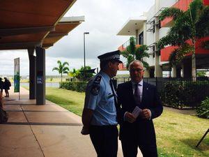 Alert but not alarmed: Coast's Australia Day terror watch