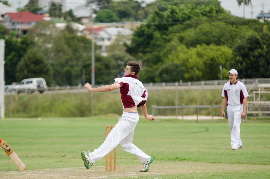 Gympie under-19 cricket captain Brycen Mitchell.