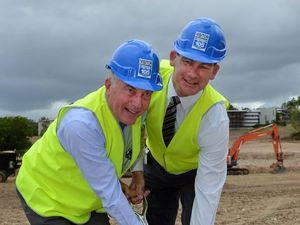Official construction start on Gympie aquatic centre