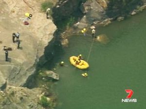 Group calls for authorities to drain quarry after drowning