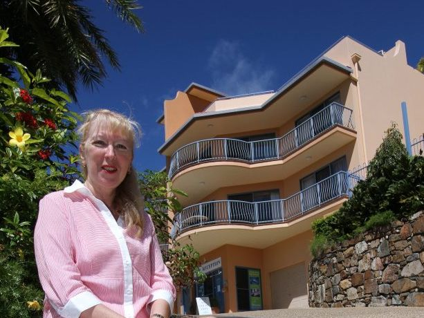 PEOPLE PERSON: Margaret Shaw has been appointed to the reference panel which will advise the Government's Northern Australia Insurance Premiums Taskforce. Photo Sharon Smallwood / Whitsunday Times