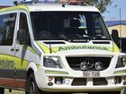 STABLE CONDITION: A Taabinga man was treated for a stubbed toe.