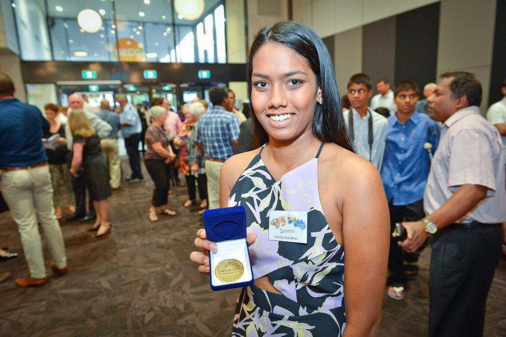 Australia day awards and citizenship ceremony, January 2016. Photo Mike Richards / The Observer