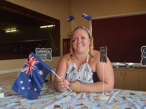 Jess Bryant speaks about Australia and Palmwoods