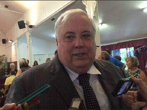 Palmer blames Qld govt