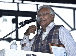 City icon 'Uncle Darby' is praised for leadership