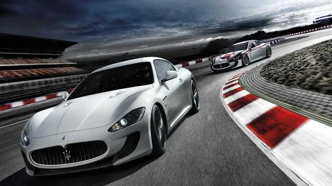 Maserati GranTurismo MC Stradale. Photo: Contributed.