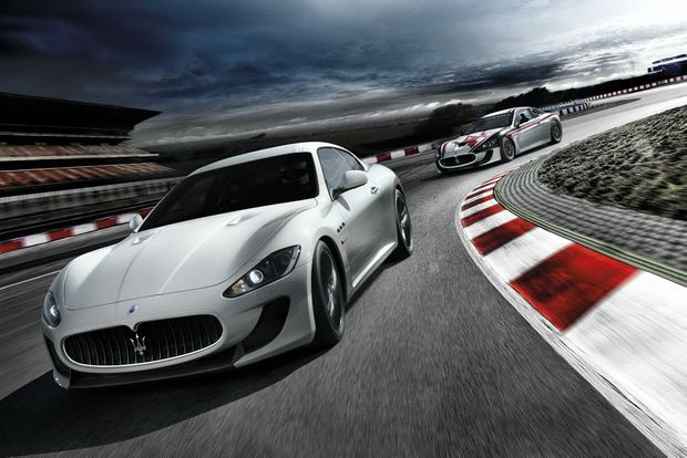 Maserati GranTurismo MC Stradale. Photo: Contributed.