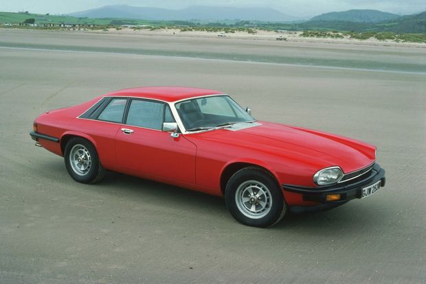 Jaguar XJ-S. Photo: Contributed.