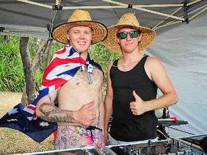 PHOTOS: How Gladstone people celebrated Australia Day