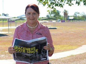 Plans for improved skate park at Gracemere