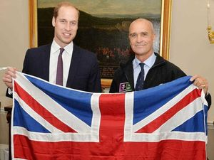 Antarctic explorer Henry Worsley dies 48km short of goal