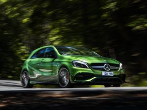 Mercedes-AMG A45 road test and review