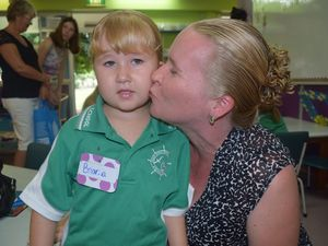 PHOTOS: Prep students first day at school on Fraser Coast