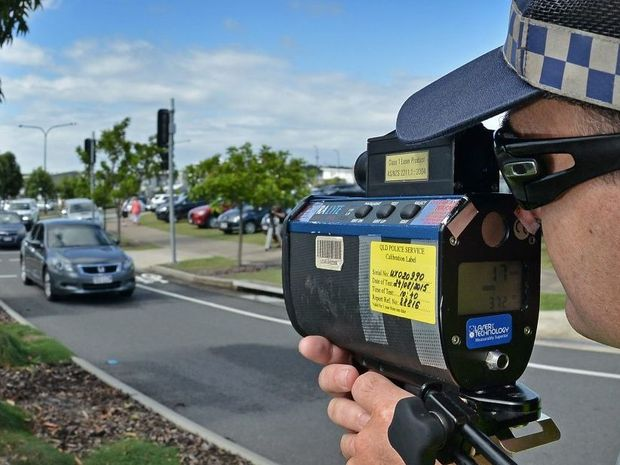 police head back to school as road safety blitz resumes sunshine