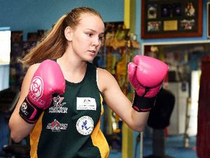 Muay Thai champ kick boxing her way to Sweden