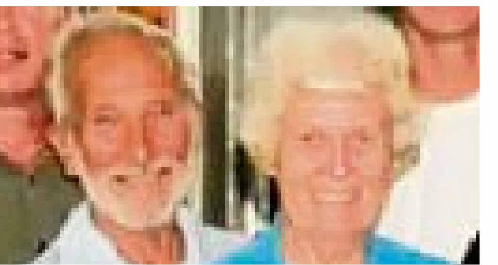 KIDNAPPED: Dr Ken Elliott and his wife Jocelyn.