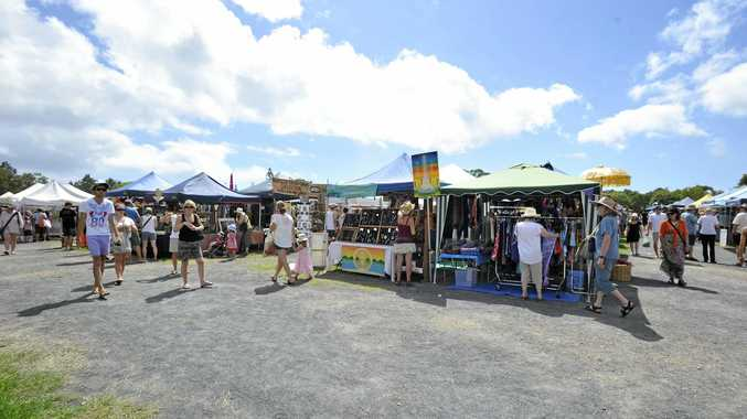 MARKETS: Byron Bay Markets take place every first Sunday of the month at the Butler Street Reserve.