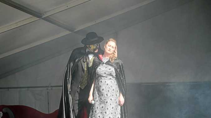 Production of Phantom of the Opera at a previous Opera at The Channon. The event has been cancelled this year.