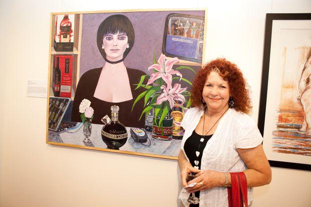 The late Lyn McCrea