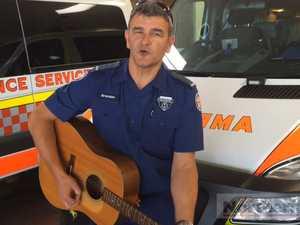 Singing paramedic
