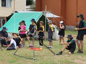 Join Childers Scouts