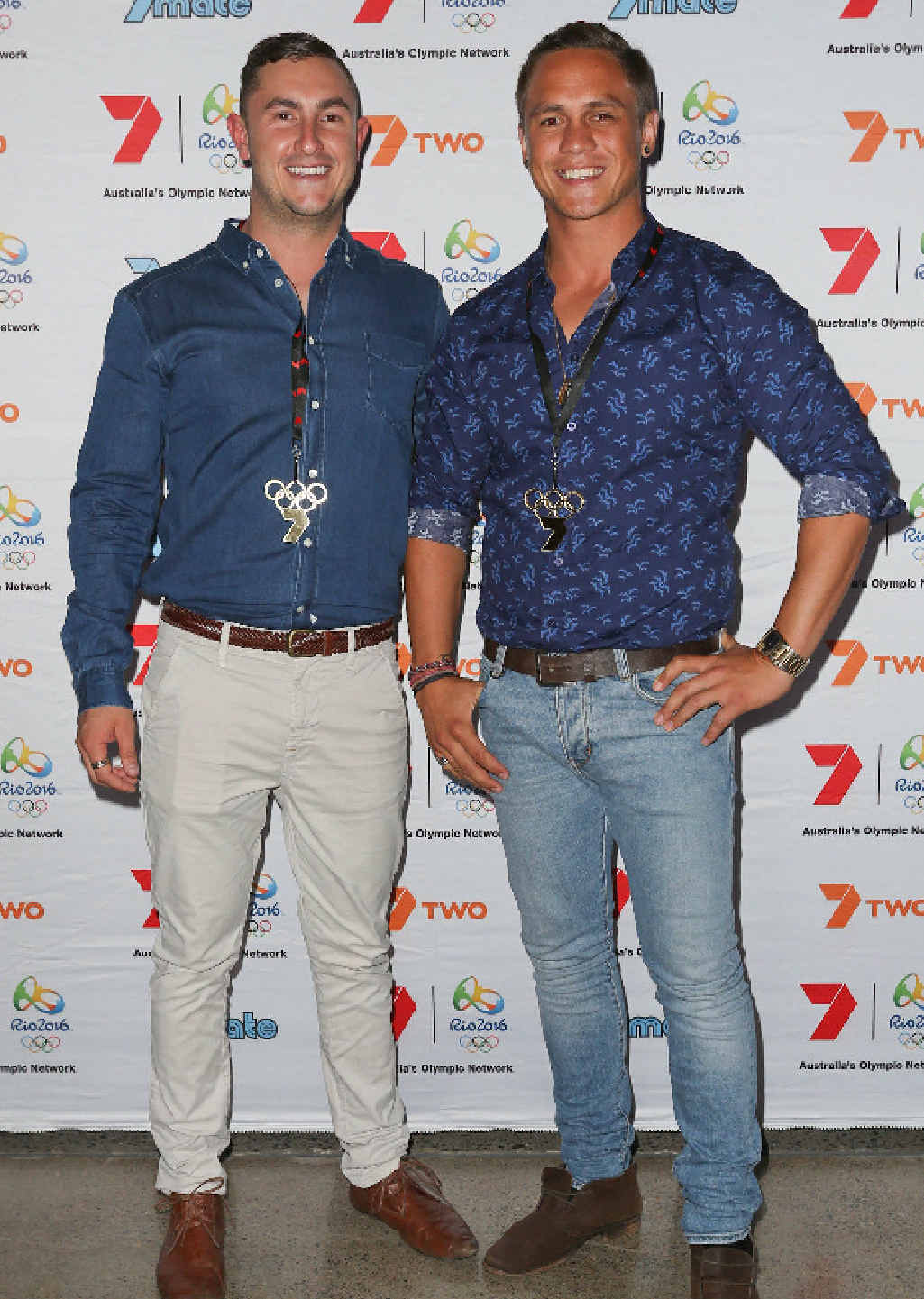 Best mates Alex and Gareth grew up in Mackay and will be on the new season of My Kitchen Rules starting on Monday.